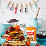 Father's Day SASKO Flapjacks