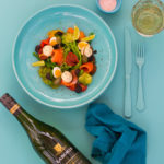 Laborie Salmon Trout Nicoise Salad