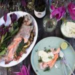 Laborie Sauvignon Blanc and Trout Recipe