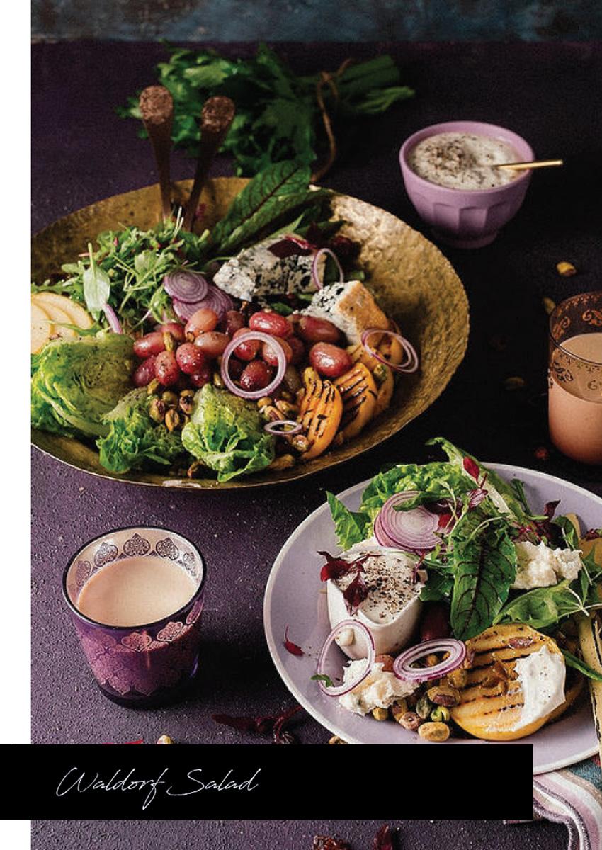 Mynhardt Stasie Kitchen Waldorf Salad