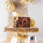 A Free State interpretation of a festive fruity Christmas cake