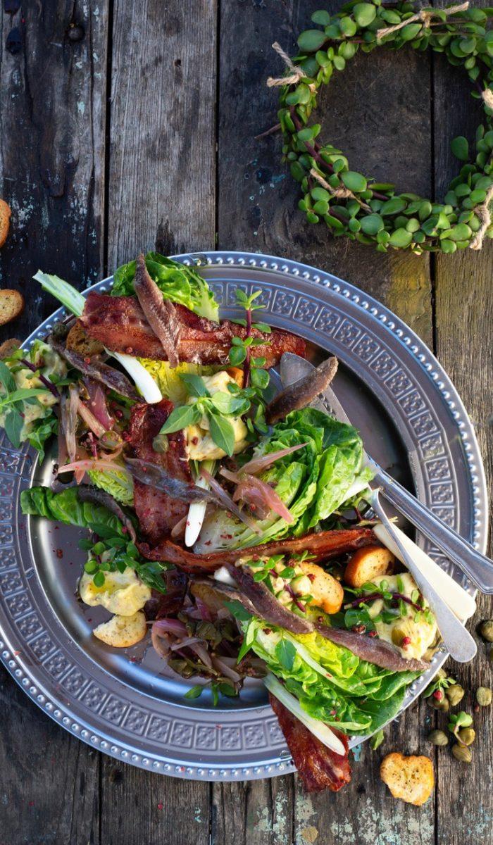 Spekboom Ceasar Salad 1
