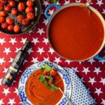 Miss Birkett's Garden Tomato Soup