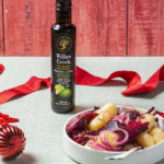 Lime oil Baby Beetroot and Potato Salad